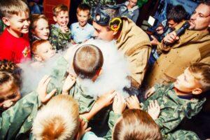 детский день рождения в ЛандауЦентре